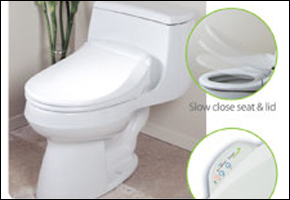 The Swash 250 Bidet from Brondell