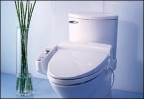 Toto C100 Toilet Seat Bidet