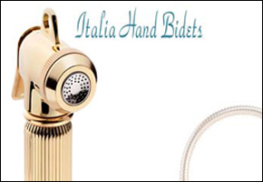 The Affordable Italia Hand Bidet