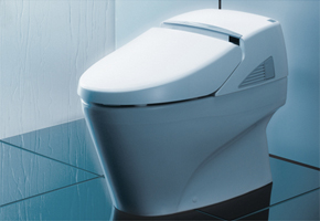 Toto Neorest 600 Bidet and Toilet Combo