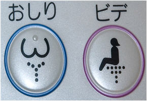 japanese toilet with bidet. japbuttons Toilet seat bidets used  Seat Bidets No Longer Just A Japanese Oddity Review