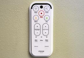 Coway BA-13 Remote